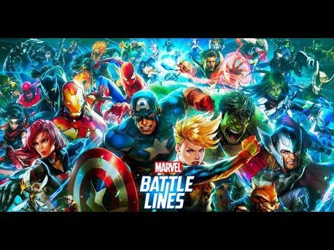 Global Launch Marvel Battle Lines Day 1 Mp3