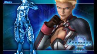 Xenosaga III - Unreleased Tracks - minor boss battle