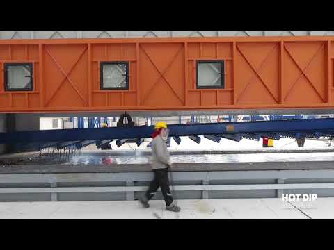 Hot Dip Galvanizing Line | Oil Removal
