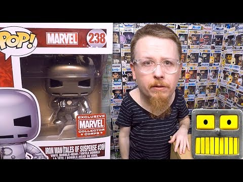 My Last Mega Epic Funko Pop Vinyl Figure Haul