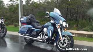 New 2014 Harley Davidson Electra Glide Ultra Limited Motorcycles for sale - Panama City Beach