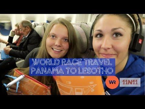 World Race Travel: Panama to Lesotho