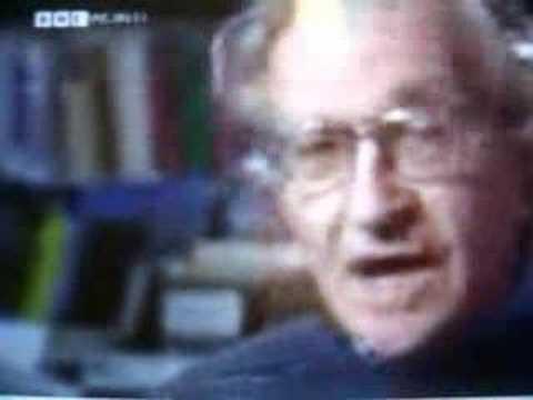 Noam Chomsky on the BBC Interviewed by Tim Sebastian 1/3