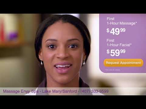 Massage Envy Spa - Lake Mary/Sanford National Branding