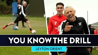 Jimmy Bullard denied by OUTSTANDING save! 👐| You Know The Drill | Leyton Orient