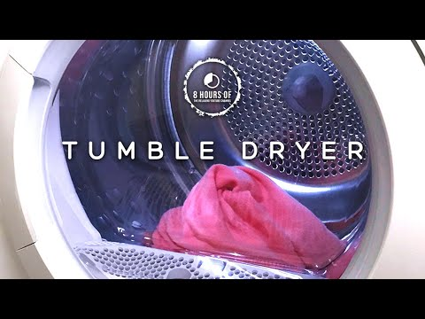 TUMBLE DRYER WHITE NOISE FOR COLIC BABIES TO GO TO SLEEP, TUMBLE DRYER SOOTHING SOUNDS FOR BABY