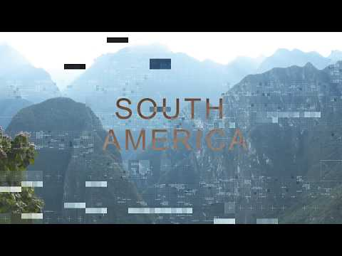 Travelling  X  South America