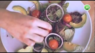 Стоцкая избавляется от жира уколами в живот. Шоумания, 20.11.2014