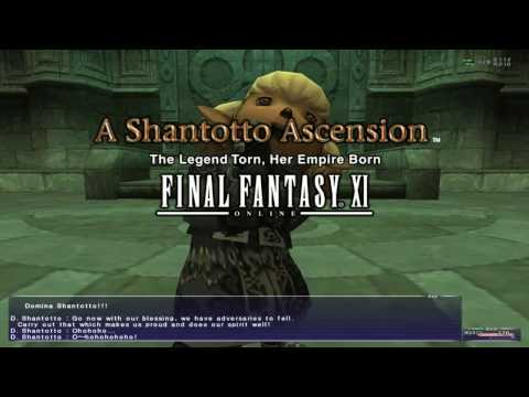 Final Fantasy XI - Episode 7 - The Emissary Part 2 and tripping over the apocalypse.