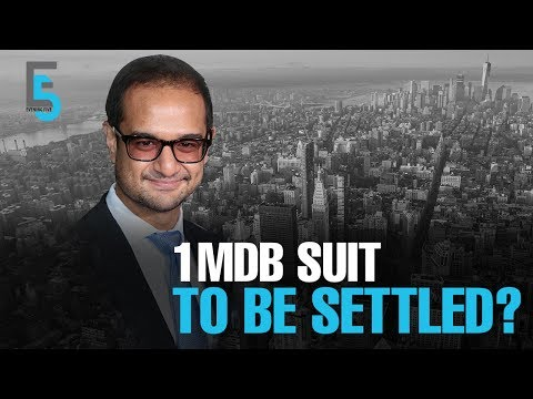 EVENING 5: Red Granite, DOJ in talks to settle 1MDB-linked suit