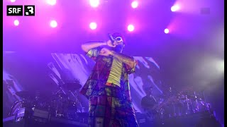 Anderson .Paak & The Free Nationals - Full Concert - Openair Gampel 2019, Switzerland