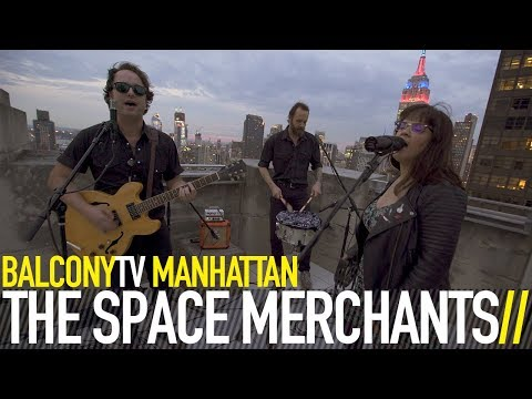 THE SPACE MERCHANTS - TRANSCENDENTAL SUPERCONSCIOUS STATE (BalconyTV)