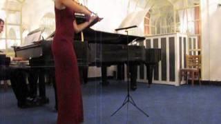 "Beethoven: Sonata in A major, op. 47 ""Kreutzer"" - Adagio Sostenuto. Presto (Pohl - Frajtova)"