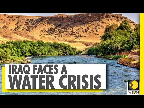 Why Iraq's great rivers are dying | Climate Change | West Asia water crisis