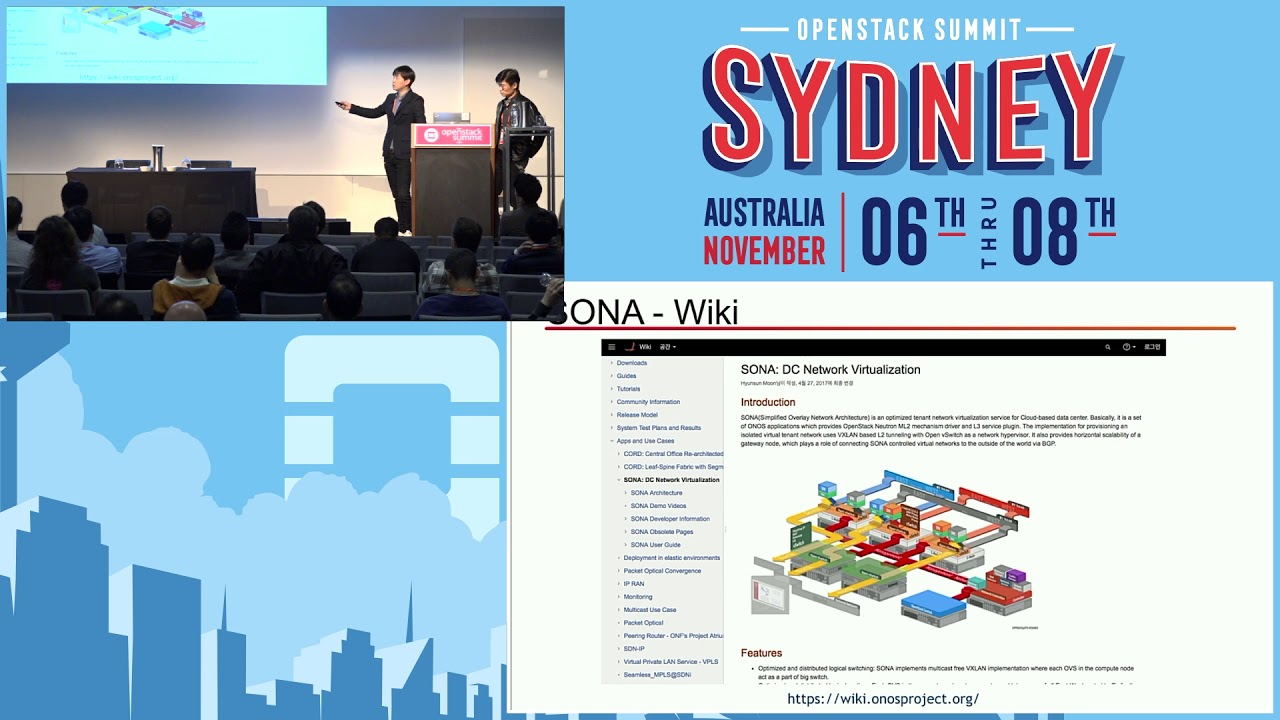 Carrier-grade SDN based OpenStack Networking Solution