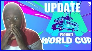 New World Cup Skin Fortnite Battle Royale (Re Upload)