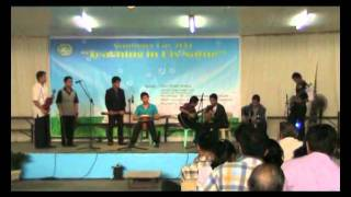 "BBSI Seminary Day 2011 - AB1 - Instrumental Ensemble ""What A Friend We Have in Jesus"""