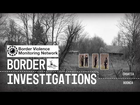 Reconstructing a Violent Pushback of Asylum Seekers from Croatia to BiH | BVMN Border Investigations