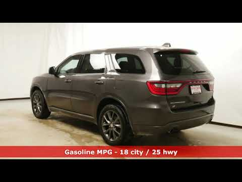 Used 2018 Dodge Durango Inver Grove Heights, MN #A7596