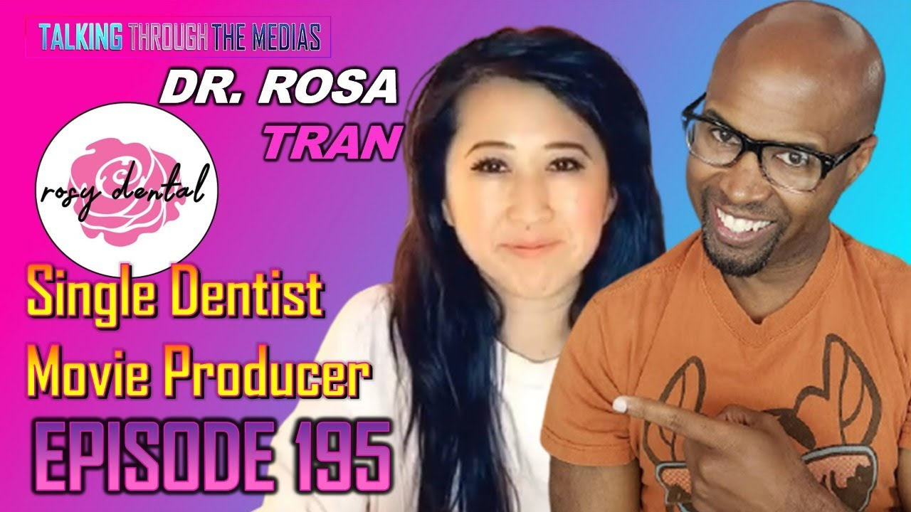 Dr. Rosa Tran - Pick Up Lines For A Dentist #195