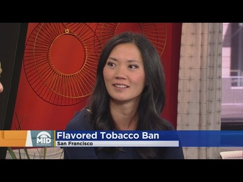 Panel Discussion: San Francisco May Ban Flavored Tobacco