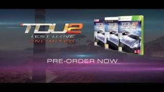 Test Drive Unlimited 2 - PS3 / X360 / PC - Pre-order trailer