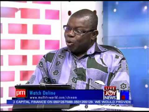 Poisoning Ghana - E Waste Disposal - PM Express on Joy News (7-10-13)