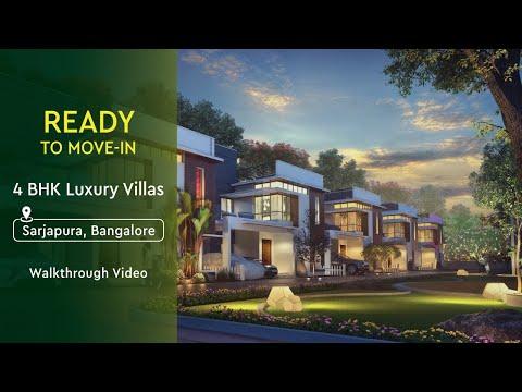 NVT Mystic Garden - Premium villas in nature