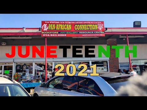 Juneteenth @Pan-African Connection