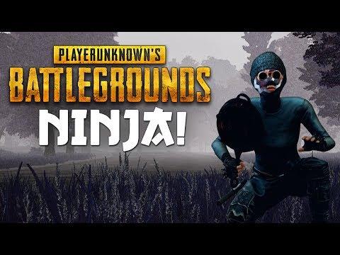 PUBG - NINJA MONTAGE! #13 (Funny Moments & Ninja Trolling)
