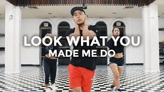 Look What You Made Me Do - Taylor Swift (Dance Video) | @besperon Choreography #LWYMMD
