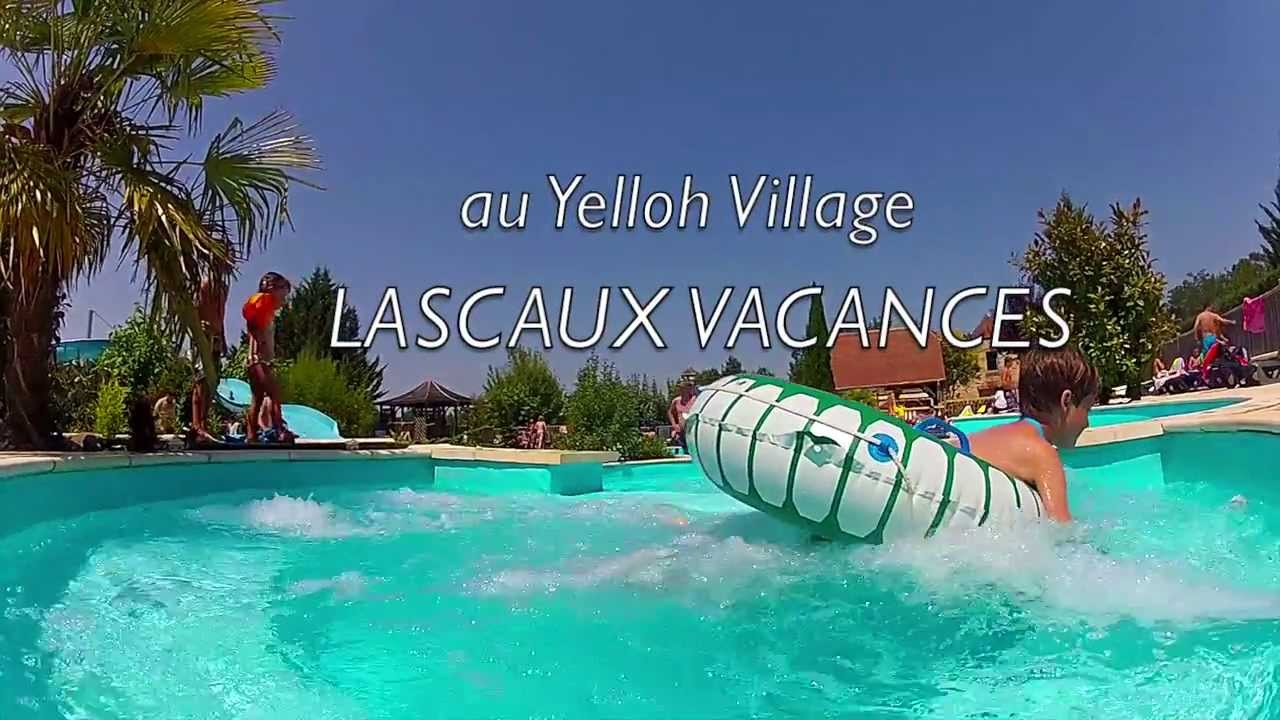 Espace Aquatique Yelloh ! Village Lascaux Vacances