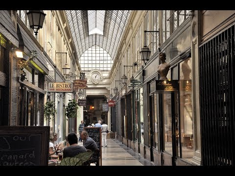 PANAME - Autour du Faubourg Montmartre