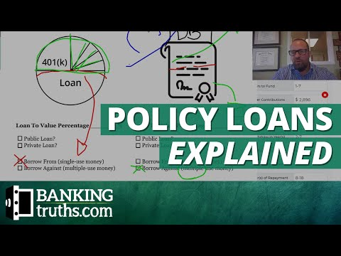 Life Insurance Loans Simplified – Learn How To Borrow Against A Policy