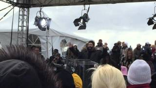 Jonathan Cahn - The Days of Baal and the Days of Elijah, United Cry DC16 in Lincoln Memorial, DC