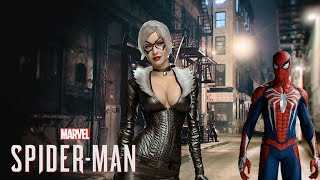 Download Marvel S Spider Man Black Cat Dlc Ideas Video Youtube In