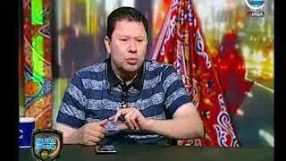 رضا عبد العال: رمضان صبحي