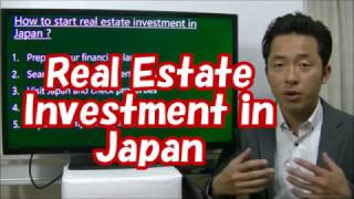 #052 Real Estate Investment in Japan - Real Estate in Japan
