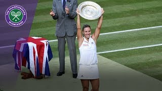 How Angelique Kerber overcame Serena Williams | Wimbledon 2018