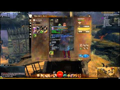 GW2 How To Use Transmutation Charge
