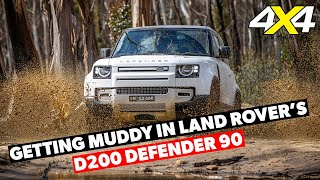 2021 Land Rover Defender off-road test | 4X4 Australia