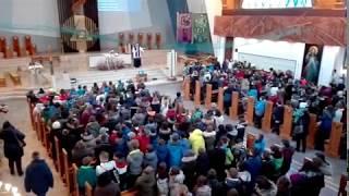 W Łodzi Kościoła - Rekolekcje dla dzieci - Jestem Rybakiem Pana