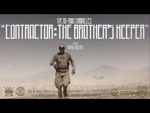 'The No-Mad Chronicles - Contractor: The Brother's Keeper' D