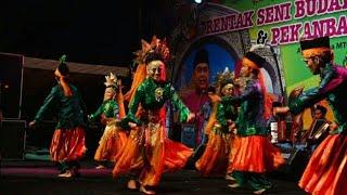 Tari Rentak Melayu | Tari Zapin Melayu di Pagelaran Seni dan Budaya Multietnis