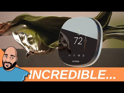 ecobee Smart Thermostat: A Smart Home Powerhouse!