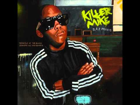 r.a.p music song killer mike