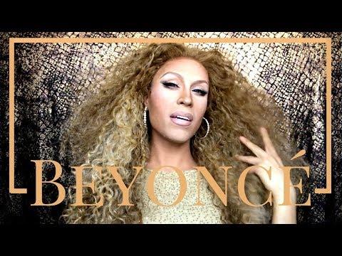 Beyoncé - Transformacion Maquillaje