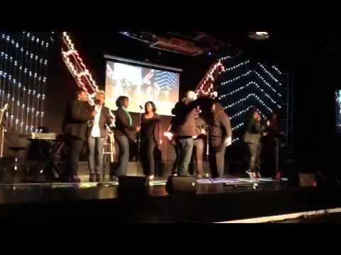 Trey McLaughlin and the Sounds of Zamar-
