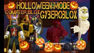 Roblox Counter Blox [🎃] Halloween! + Knife Giveaway!