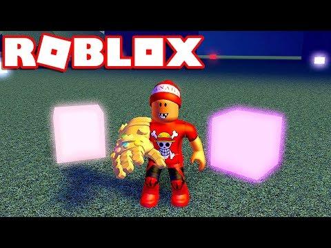 Roblox → VIREI O THANOS !! (SIMULADOR DE THANOS) - Roblox Thanos Simulator 🎮